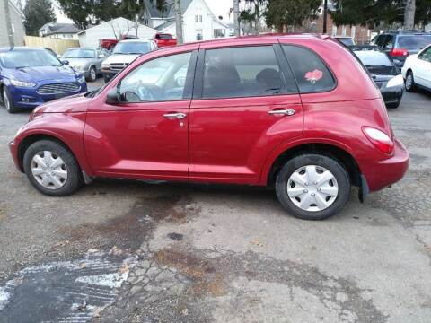 2007 Chrysler PT Cruiser for sale at Jim's Hometown Auto Sales LLC in Byesville OH