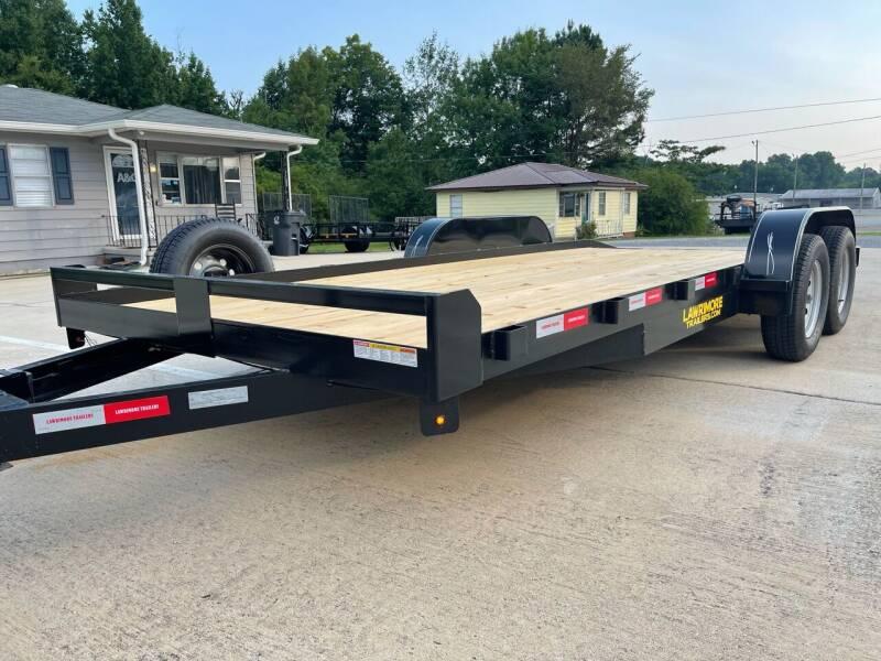 2021 Lawrimore 18ft Car Hauler  for sale at A&C Auto Sales in Moody AL