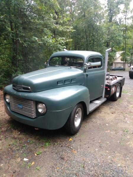 1949 Ford F-100 for sale at Johns Auto Sales in Tunnel Hill GA