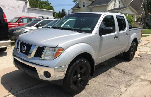 2008 Nissan Frontier for sale at Petite Auto Sales in Kenosha WI
