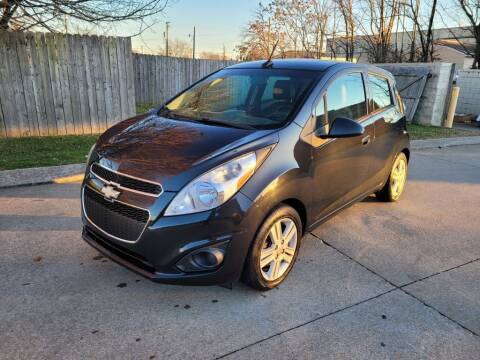 2014 Chevrolet Spark for sale at Harold Cummings Auto Sales in Henderson KY