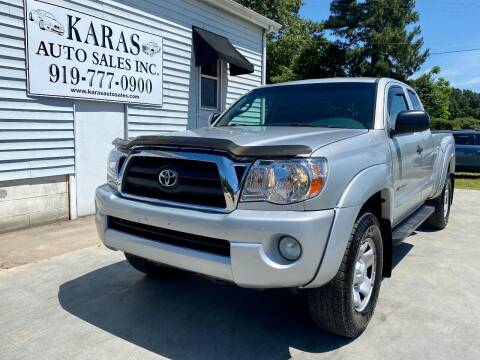 2006 Toyota Tacoma for sale at Karas Auto Sales Inc. in Sanford NC