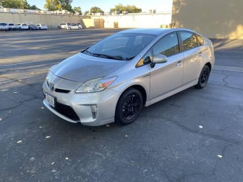 2013 Toyota Prius for sale at TOP QUALITY AUTO in Rancho Cordova CA