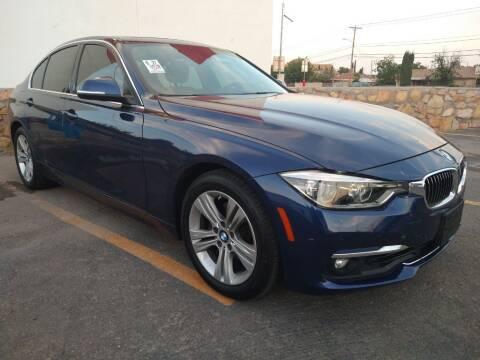 2016 BMW 3 Series for sale at VIVASTREET AUTO SALES LLC - VivaStreet Auto Sales in Socorro TX
