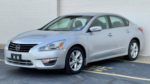 2013 Nissan Altima for sale at Carland Auto Sales INC. in Portsmouth VA