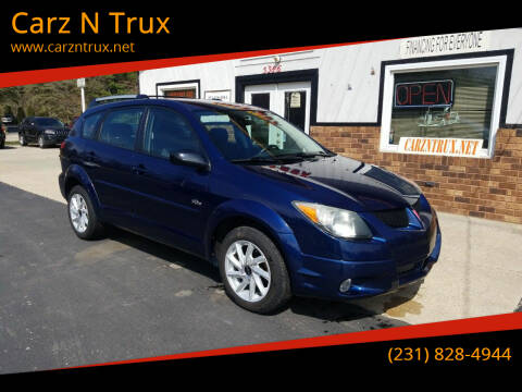 2004 Pontiac Vibe for sale at Carz N Trux in Twin Lake MI