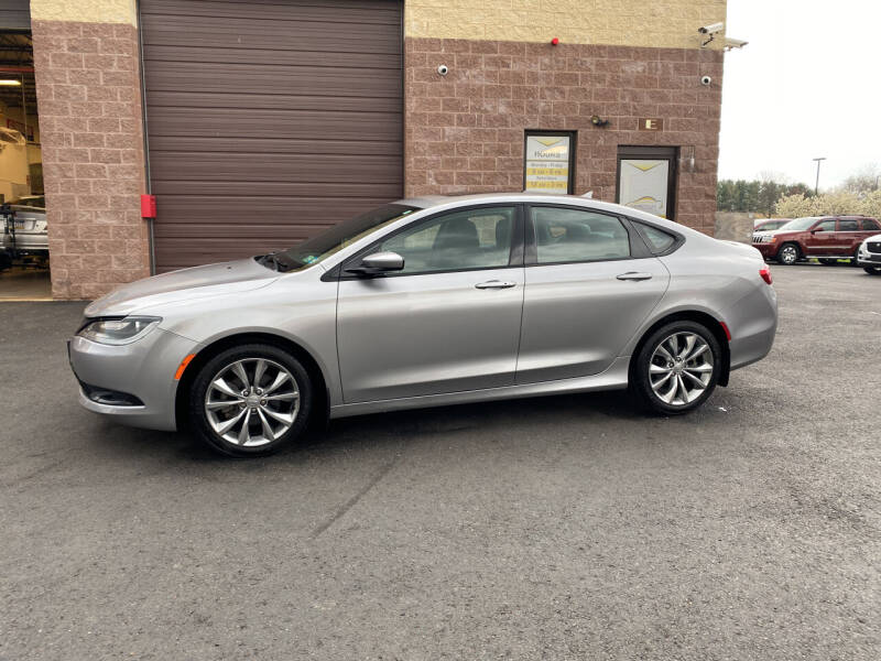 2016 Chrysler 200 for sale at CarNu  Sales in Warminster PA