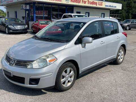 2008 Nissan Versa for sale at H4T Auto in Toledo OH