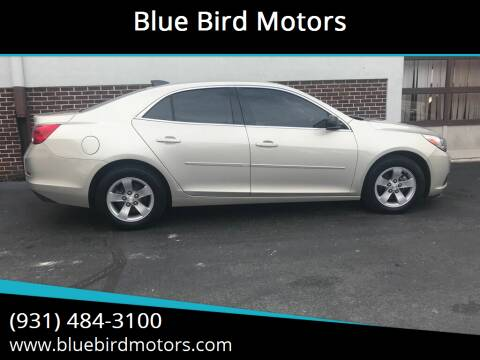 2015 Chevrolet Malibu for sale at Blue Bird Motors in Crossville TN