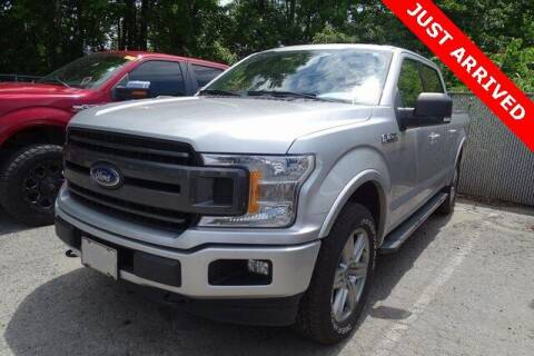 2019 Ford F-150 for sale at Brandon Reeves Auto World in Monroe NC