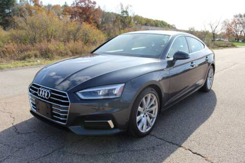 2018 Audi A5 Sportback for sale at Imotobank in Walpole MA