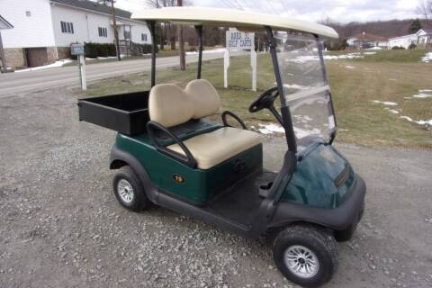 2016 Club Car Golf Cart Precedent Gas EFI  for sale at Area 31 Golf Carts - Gas Utility Carts in Acme PA