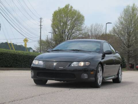 2004 Pontiac GTO for sale at Best Import Auto Sales Inc. in Raleigh NC