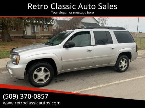 2006 Chevrolet TrailBlazer EXT for sale at Retro Classic Auto Sales - Modern Cars in Spangle WA