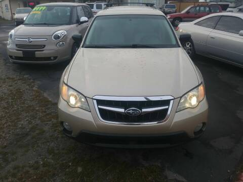 2008 Subaru Outback for sale at Marvelous Motors in Garden City ID