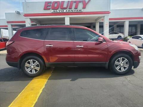 2015 Chevrolet Traverse for sale at EQUITY AUTO CENTER in Phoenix AZ