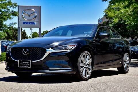 2018 Mazda MAZDA6 for sale at COURTESY MAZDA in Longmont CO