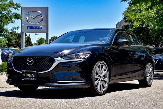 2018 Mazda MAZDA6 for sale at COURTESY MAZDA in Longmont CO