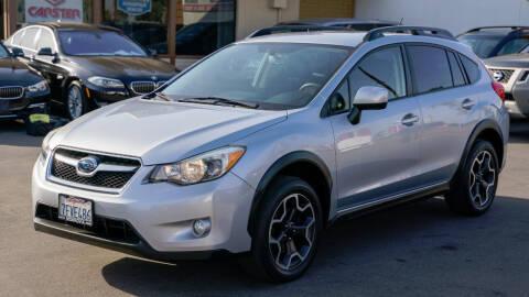 2014 Subaru XV Crosstrek for sale at CARSTER in Huntington Beach CA