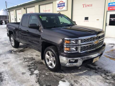 2015 Chevrolet Silverado 1500 for sale at TRI-STATE AUTO OUTLET CORP in Hokah MN