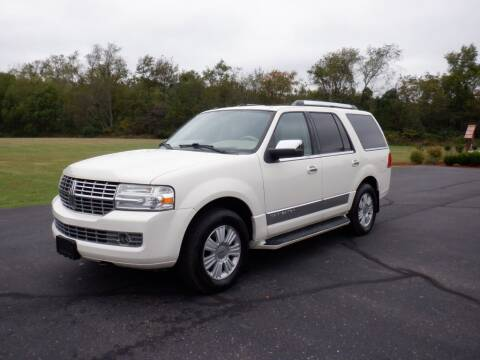 2007 Lincoln Navigator for sale at MIKES AUTO CENTER in Lexington OH