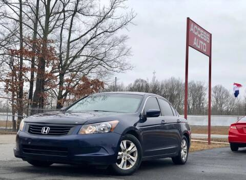 2009 Honda Accord for sale at Access Auto in Cabot AR