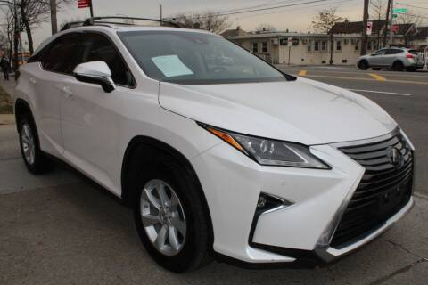 2017 Lexus RX 350 for sale at LIBERTY AUTOLAND INC - LIBERTY AUTOLAND II INC in Queens Villiage NY