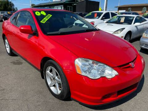 2004 Acura RSX for sale at North County Auto in Oceanside CA