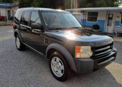2006 Land Rover LR3 for sale at Family Auto Sales of Mt. Holly LLC in Mount Holly NC