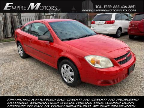 2007 Chevrolet Cobalt for sale at Empire Motors LTD in Cleveland OH