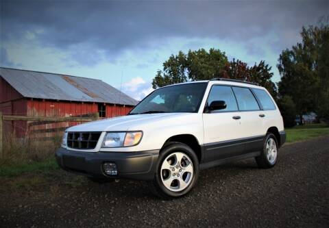 1998 Subaru Forester for sale at Accolade Auto in Hillsboro OR