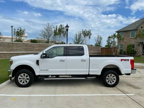2018 Ford F-250 Super Duty for sale at TEXAS CAR PLACE in Lubbock TX