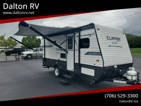 2020 Forest River Clipper 17CBH