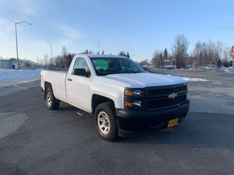 2014 Chevrolet Silverado 1500 for sale at Freedom Auto Sales in Anchorage AK