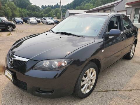2008 Mazda MAZDA3 for sale at Extreme Auto Sales LLC. in Wautoma WI