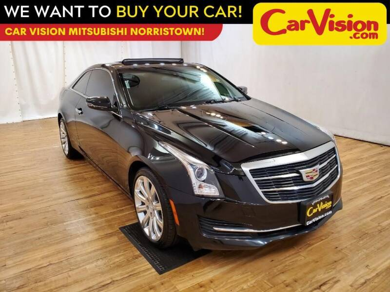 2019 Cadillac ATS for sale at Car Vision Mitsubishi Norristown in Trooper PA