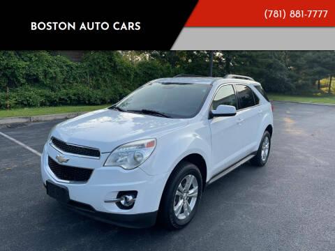 2013 Chevrolet Equinox for sale at Boston Auto Cars in Dedham MA
