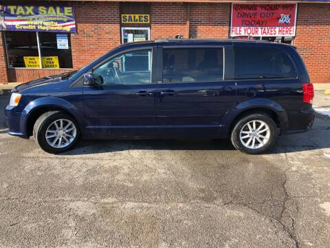 2014 Dodge Grand Caravan for sale at Atlas Cars Inc. in Radcliff KY