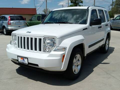 2012 Jeep Liberty for sale at EURO MOTORS AUTO DEALER INC in Champaign IL
