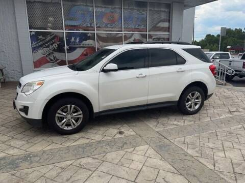 2015 Chevrolet Equinox for sale at Tim Short Auto Mall in Corbin KY