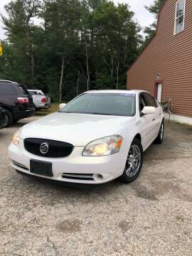 2007 Buick Lucerne for sale at Hornes Auto Sales LLC in Epping NH