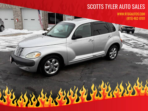 2002 Chrysler PT Cruiser for sale at Scotts Tyler Auto Sales in Wilmington IL