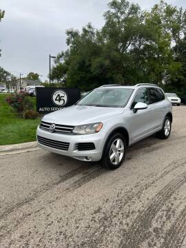 2011 Volkswagen Touareg for sale at Station 45 Auto Sales Inc in Allendale MI