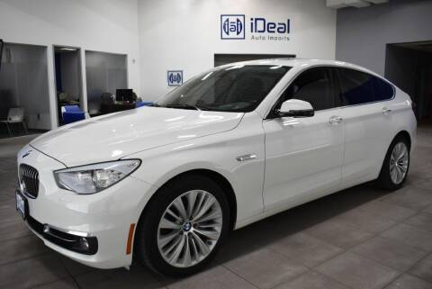 2015 BMW 5 Series for sale at iDeal Auto Imports in Eden Prairie MN