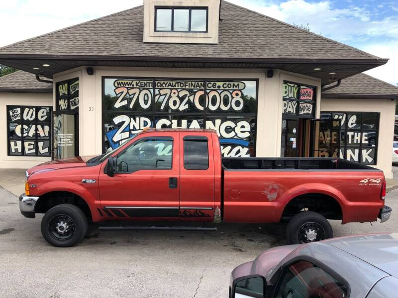 2000 Ford F-350 Super Duty for sale at Kentucky Auto Sales & Finance in Bowling Green KY