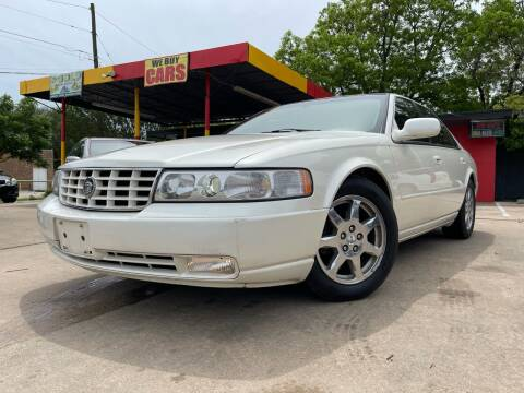 2001 Cadillac Seville for sale at Cash Car Outlet in Mckinney TX