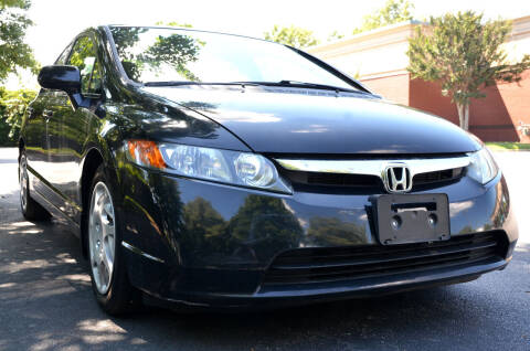 2008 Honda Civic for sale at Wheel Deal Auto Sales LLC in Norfolk VA