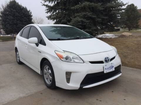 2013 Toyota Prius for sale at Tobias of Blue Star Auto Group in Frederick CO