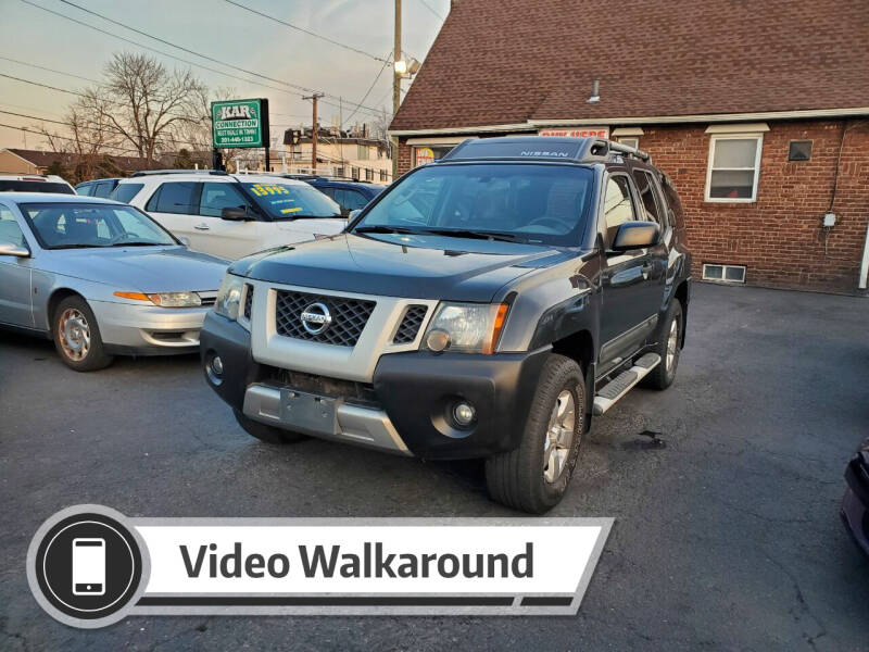 2012 Nissan Xterra for sale at Kar Connection in Little Ferry NJ