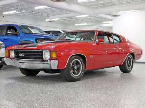 1972 Chevrolet Chevelle for sale at Vanderhall of Hickory Hills in Hickory Hills IL